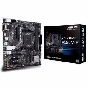 Motherboard Asus AM4 PrimeE A520M-E V/S/R/HDMI/DVI/M2/DD4/MATX