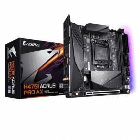Motherboard Gigabyte 1200 H470I Aorus Pro AX S/2R/DP/2HDMI/wifi/2M2/D