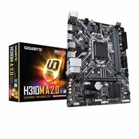 Motherboard Gigabyte 1151 H310M-A 2.0 S/R/DP/HDMI/M2/DD4/matrix