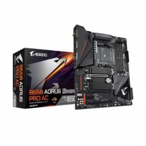 Motherboard Gigabyte AM4 B550 Aorus Pro AC S/R/HDMI/2M2/DD4/usb3.2/wifi