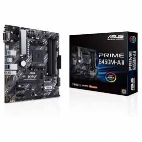 MB ASUS AM4 PRIME B450M-A II V/S/R/HDMI/DVI/M2/DD4/USB3.2/MA