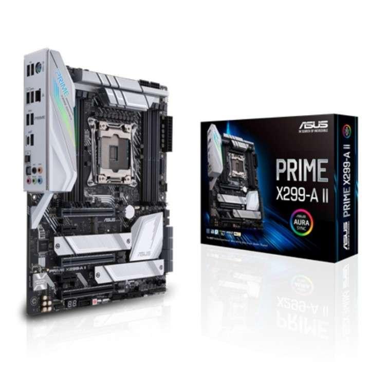 MB ASUS 2066 PRIME X299-A II S/R/3M2/DD4/USB3.2/ATX/RGB - 0