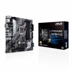 Motherboard ASUS 1200 PRIME H470M-PLUS S/R/HDMI/DVI/DP/2M2/D