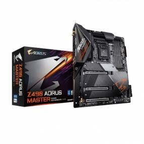 Motherboard Gigabyte 1200 Z490 Aorus master S/R/3M2/HDMI/wifi/usb3.2