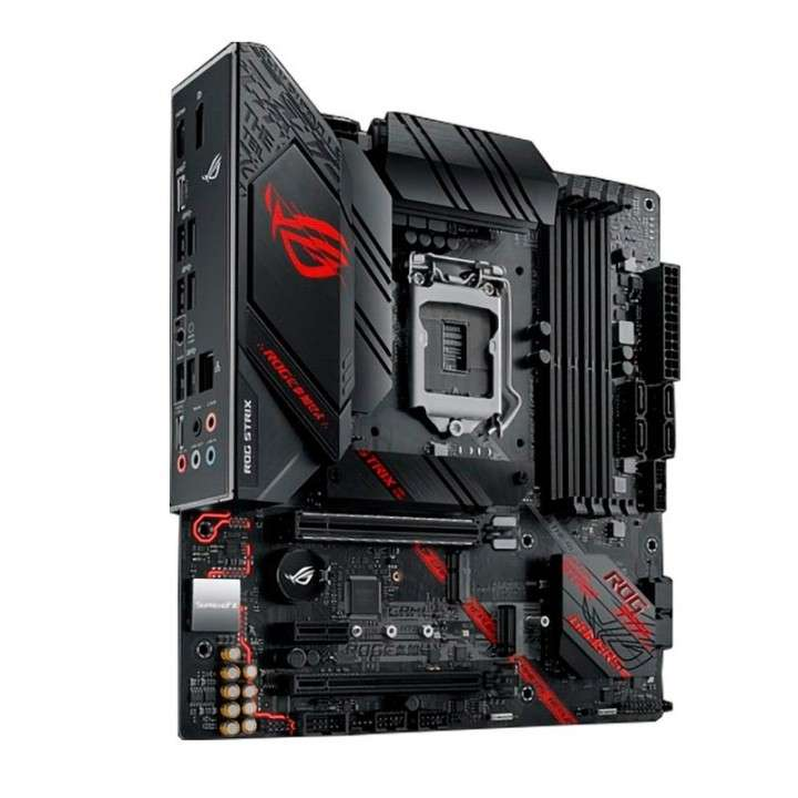 Motherboard Asus 1200 rog strix B460-G gaming S/R/HDMI/DP/2M - 0