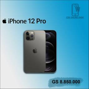 Apple iPhone 12 Pro 256GB A2341 LL Tela 6.1