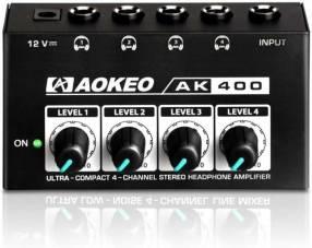 Amplificador de auriculares AOKEO