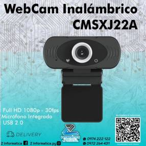Webcam inalámbrico CMSXJ22A