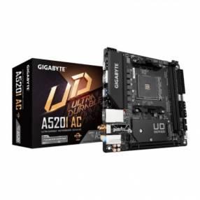 MB Gigabyte AM4 A520I AC 1.1 S/R/2HDMI/DP/M2/DD4/WIFI/USB3.2