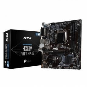 MB MSI LGA 1151 H310M PRO-VLH PLUS VGA/HDMI/PAR