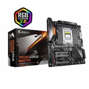 Motherboard Gigabyte TRX4 Aorus Master S/2R/wifi/3M2/DD4/usb3.2/EATX/