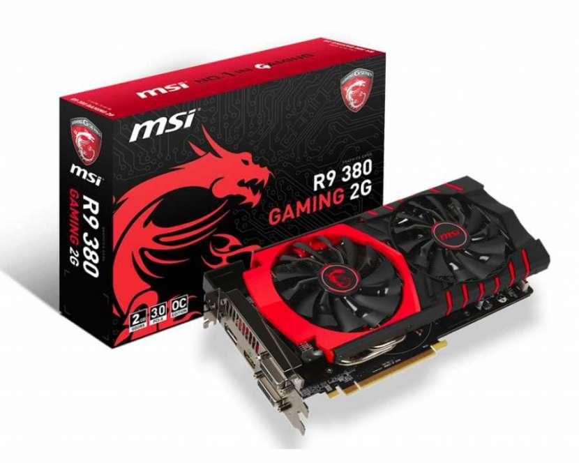 MSI R9 380 2GB DD5 OC EDition