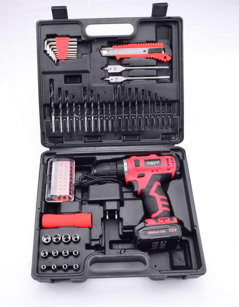 Kit de herramientas taladro Nappo NHK-041 - 2