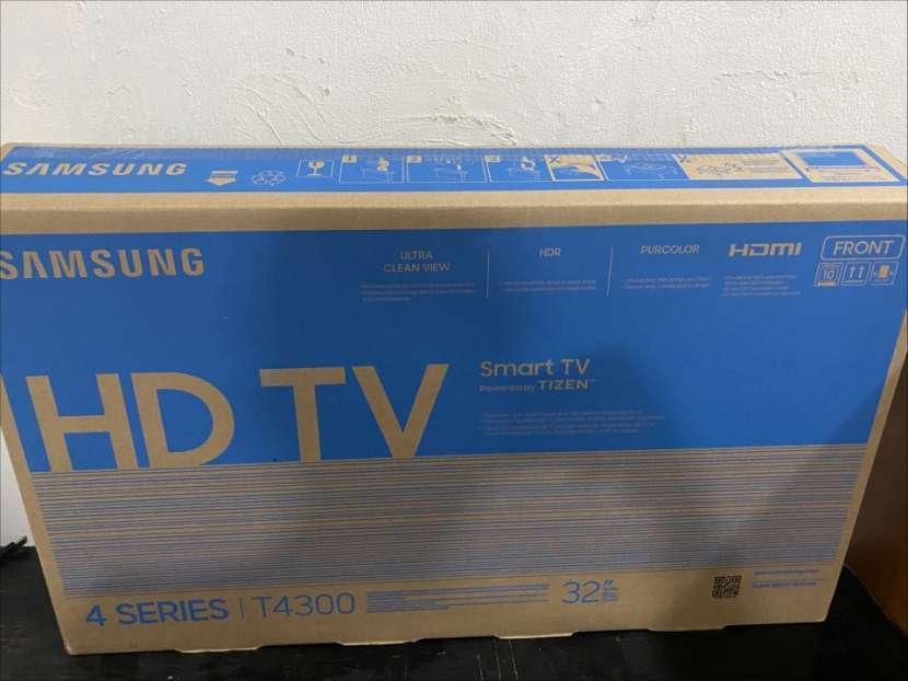 Smart tv Samsung 32 pulgadas T4300 HD - 6