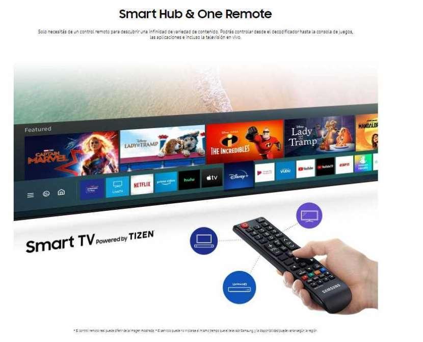 Smart tv Samsung 32 pulgadas T4300 HD - 3