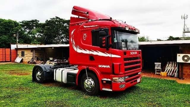 Scania 124 420 2002 - 1