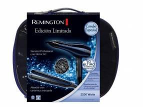 Combo Remington secador y alisador edición limitada