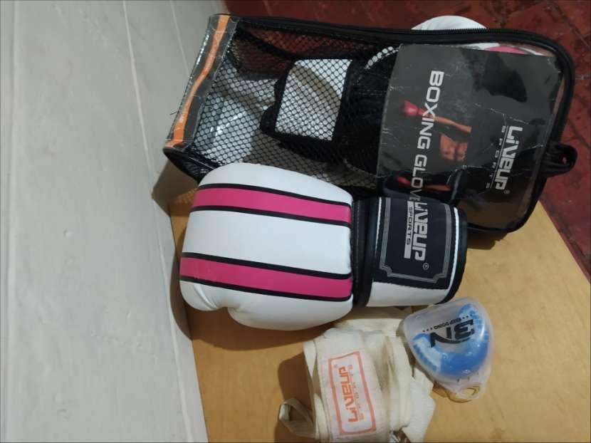 Kit completo para kickboxing - 1