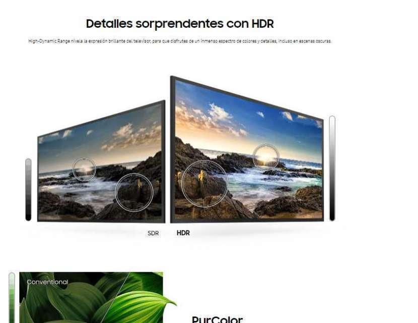 Smart tv Samsung 32 pulgadas T4300 HD - 4
