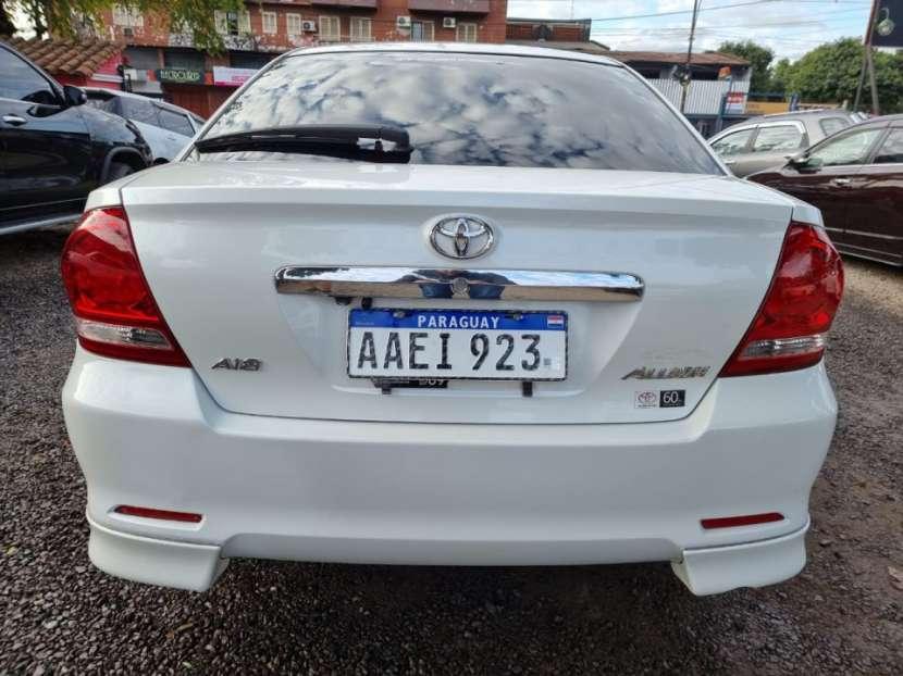 Toyota Allion 2007 - 3