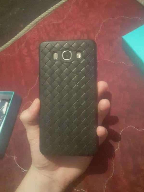 Samsung Galaxy J7 6 con leve fisura - 2