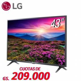 Smart tv LG 43 pulgadas full HD