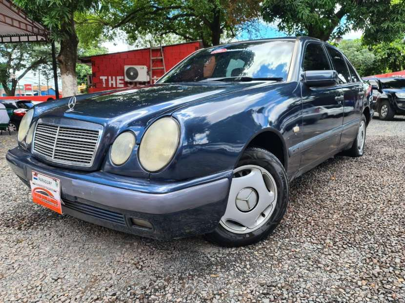 Mercedes Benz 1996 - 3