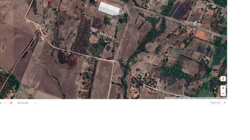 Propiedad de 2 hectáreas a 600 metros de Acceso Sur - 0