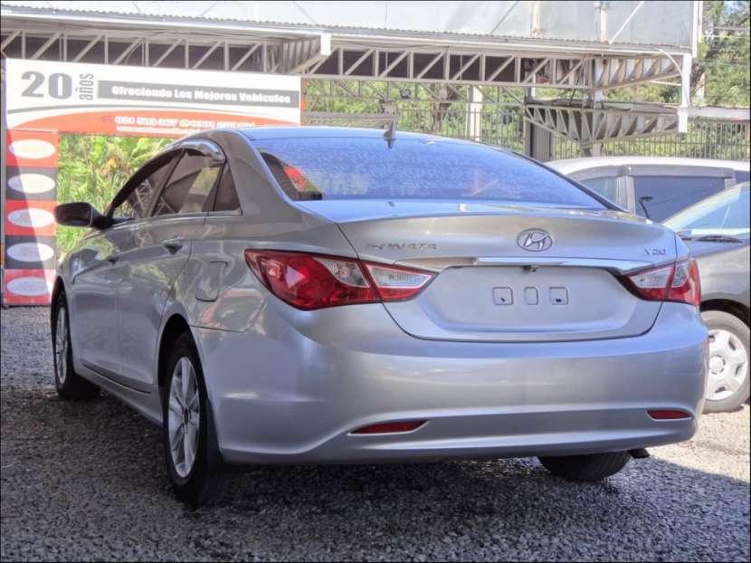 Hyundai Sonata (Y20) 2011 - 8