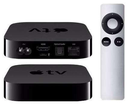 Apple TV 3ra generación - 0