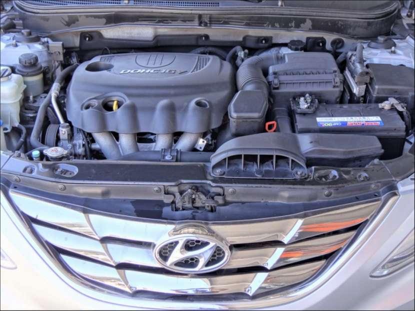 Hyundai Sonata (Y20) 2011 - 2