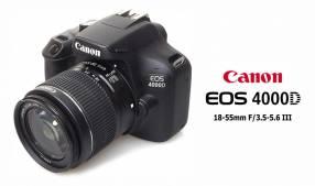 Canon EOS 4000D Kit 18-55mm