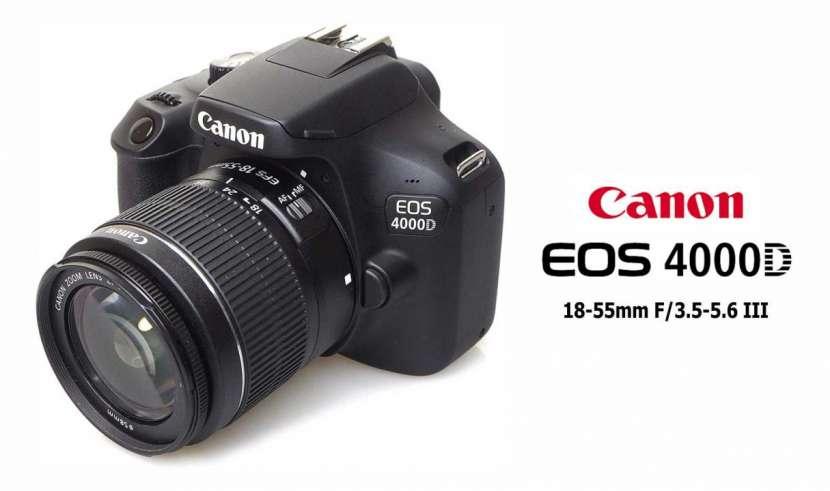 Canon EOS 4000D Kit 18-55mm - 0