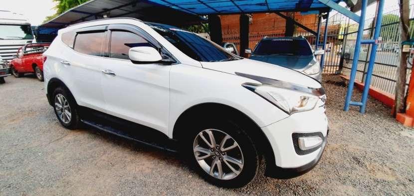 Hyundai Santa Fe 2013 - 5