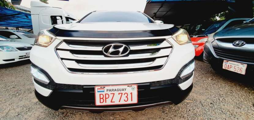 Hyundai Santa Fe 2013 - 0