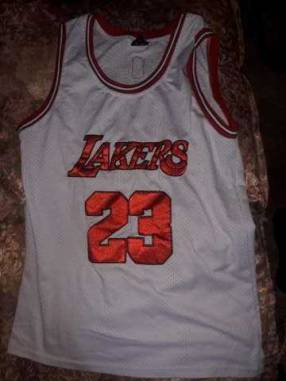 Musculosa Lakers talle L
