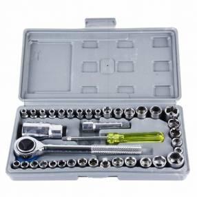 Kit 40 piezas de herramientas para moto ️
