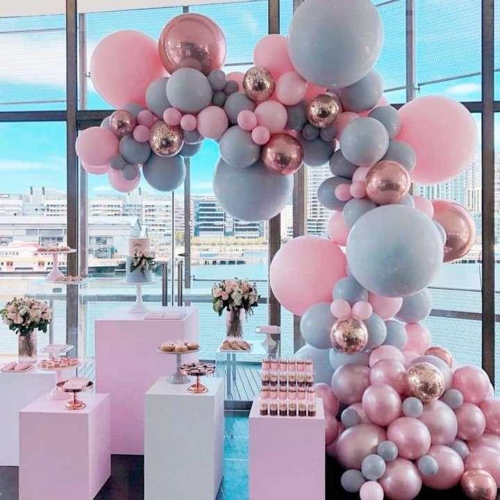 Curso decoración de globos educat-globoflexia - 2