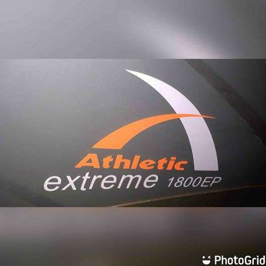 Elíptica Athletic Extreme 1800 EP - 3