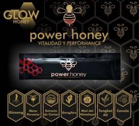 Power Honey estimulante afrodisíaco