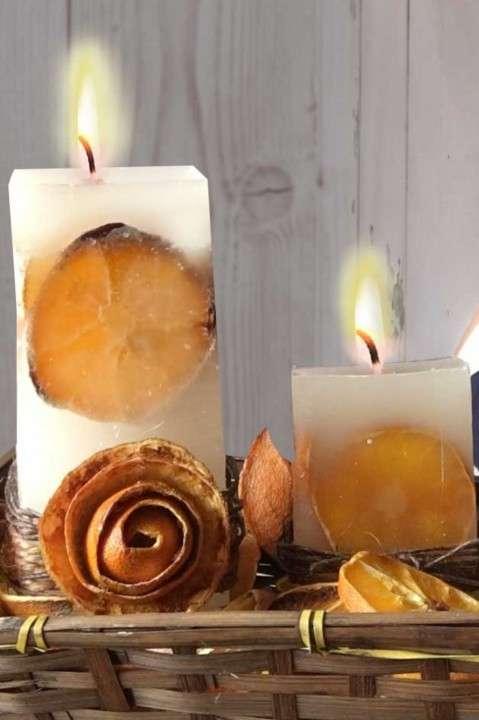 Curso para elaborar velas - 1