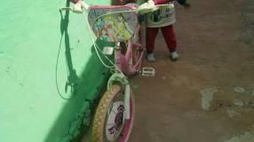Bicicleta Caloi princesa aro 16