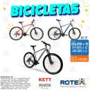 Bicicleta Kett aro 29 - 0
