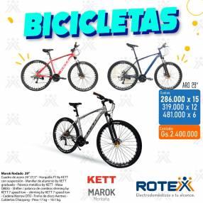 Bicicleta Kett aro 29
