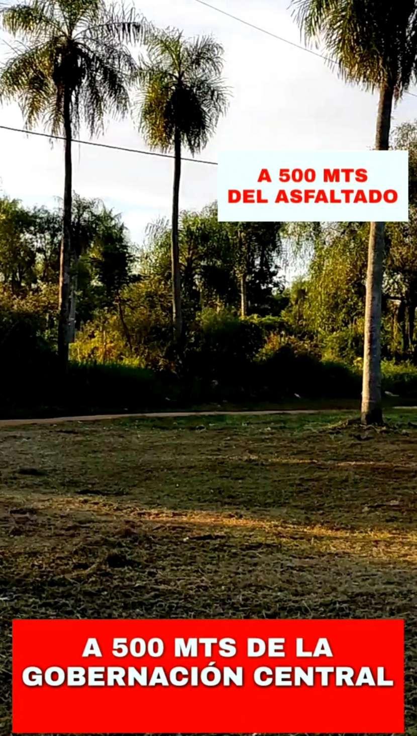 Terreno 30x12 en Pindolo Areguá - 2