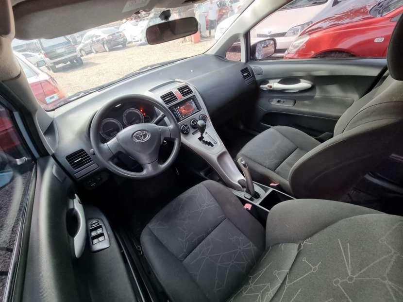 Toyota Auris 2007 chapa mercosur - 3