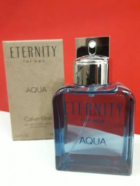 Perfume Eternity Aqua de 100 ml