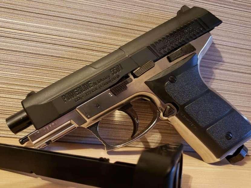 Pistola powerline metal - 0