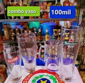 Combos de vasos