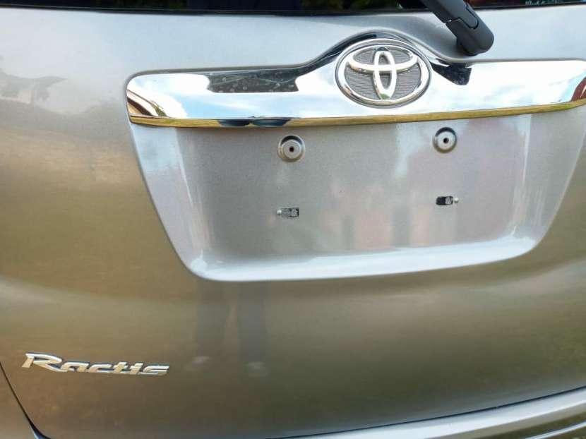 Toyota Ractis 2006 - 5